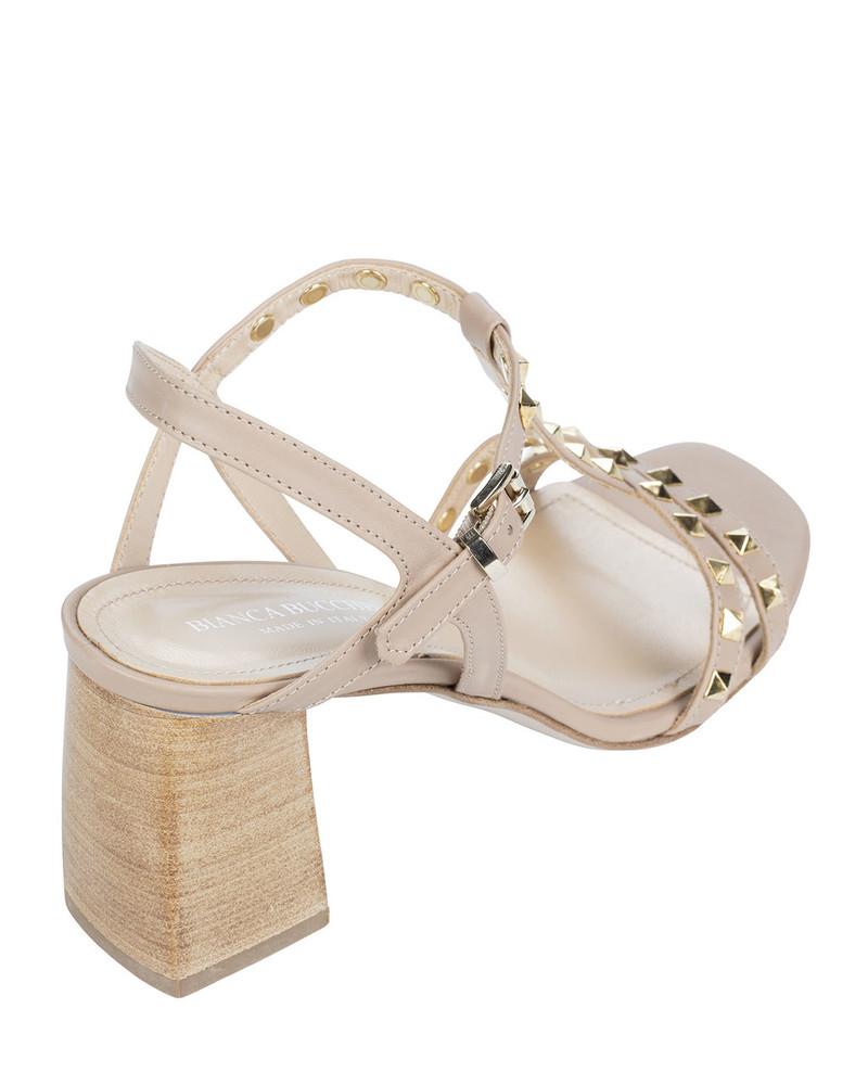 Bianca Buccheri Oneta Sandal Nude