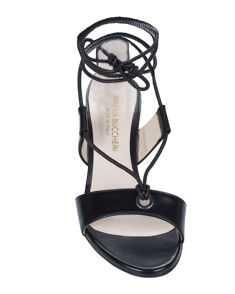 Bianca Buccheri B8089bb Assia Sandal Black