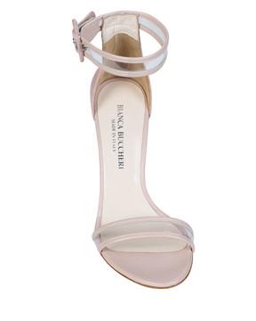 Bianca Buccheri EP08bb Sapri Sandal Pink front view