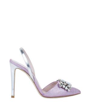 Bianca Buccheri 4007bb Diane Pump Pink side view