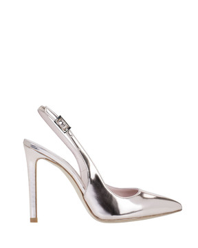 Bianca Buccheri 4009bb Minna Pump Rose Gold side view