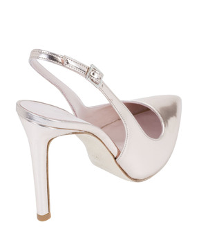 Bianca Buccheri 4009bb Minna Pump Rose Gold back view