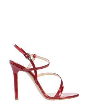 Bianca Buccheri 8147bb Sigrid Sandal Red