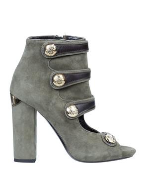 Bianca Buccheri 4332bb Lillian Boot Khaki