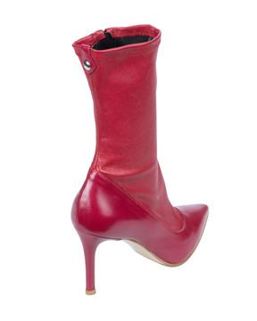 Bianca Buccheri EP14bb Mattea Sock Boot Red