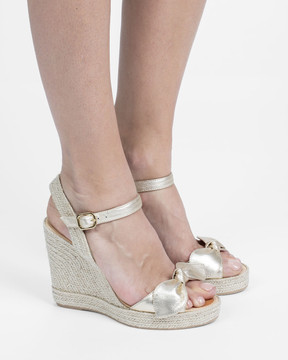 By Bianca Roseto Wedge Gold
