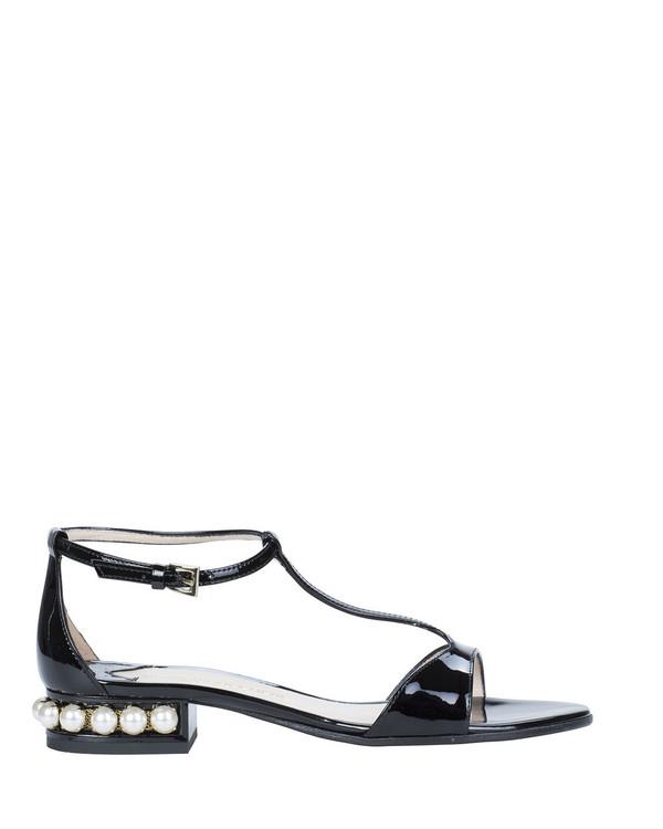 Bianca Buccheri ANTIGUAbb Antigua Sandal Black