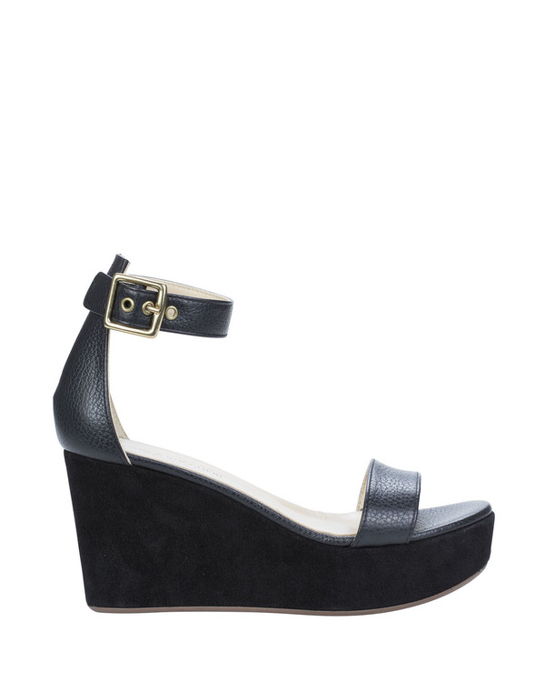 Bianca Buccheri Lizzy Wedge Black