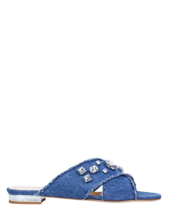 Bianca Buccheri 3535bb Lorie Sandal Blue