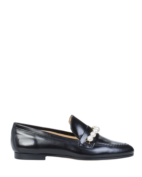 Bianca Buccheri ZENAbb Zena Loafer Black side view