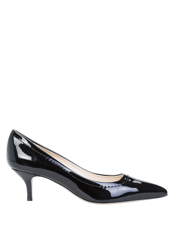 Bianca Buccheri ANGYbb Angy Pump Black side view