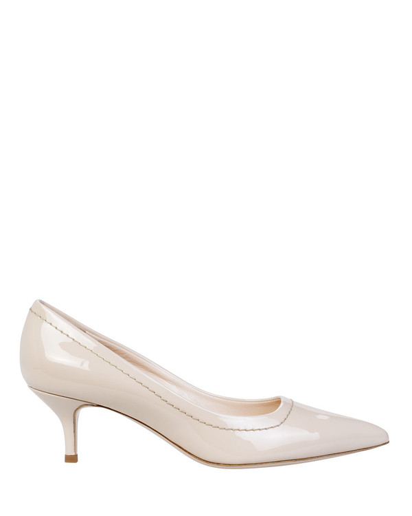 Bianca Buccheri ANGYbb Angy Pump Beige side view