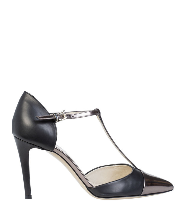 Bianca Buccheri 5153bb Odile Pump Black side view