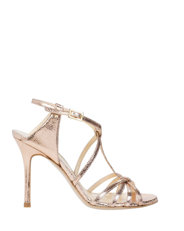 Bianca Buccheri 6170bb Rouen Sandal Copper side view