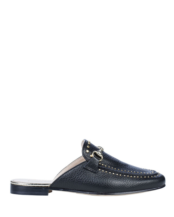 Bianca Buccheri 1097bb Hadi Loafer Black side view