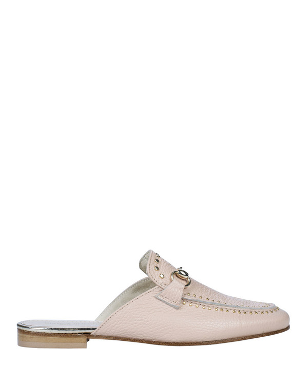 Bianca Buccheri 1097bb Hadi Loafer Nude side view