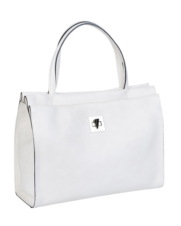 Gianni Chiarini BS5686gc Ariel Tote White