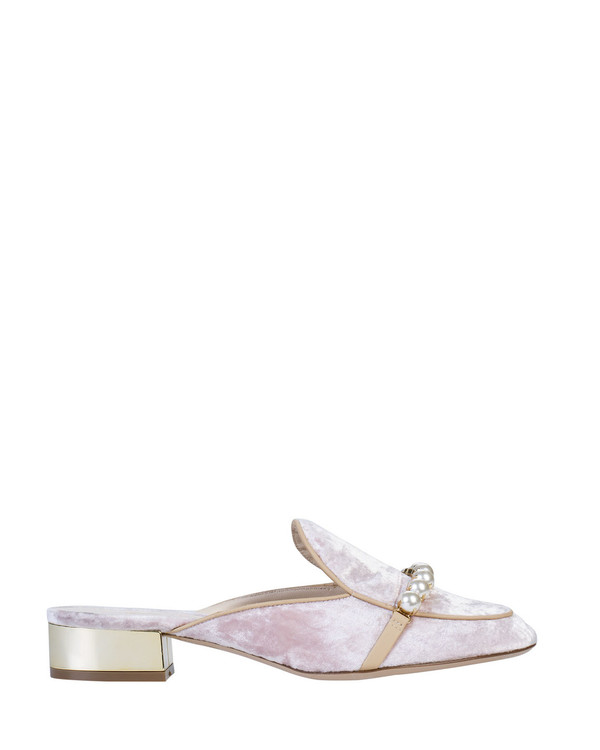 Bianca Buccheri 201011bb Daria Loafer Blush side view