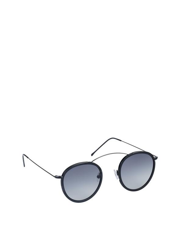 Spektre MR01AFTs Vittoria Sunglasses Black side view