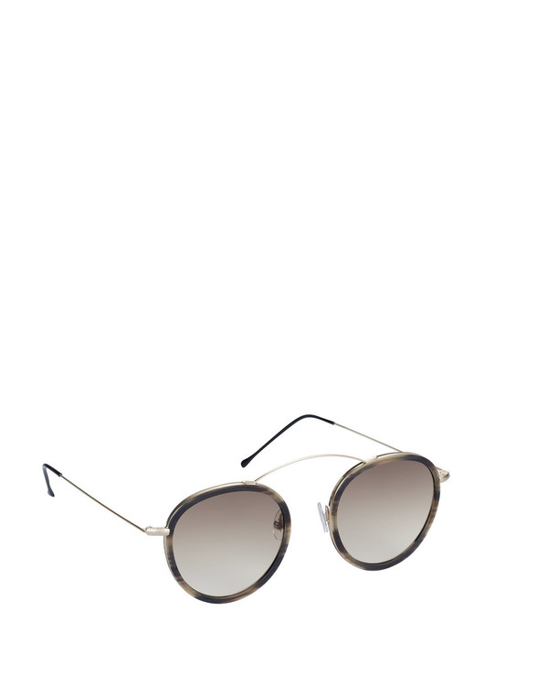 Spektre MR02AFTs Franca Sunglasses Tortoise side view