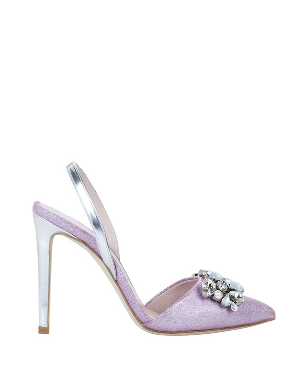 Bianca Buccheri 4007bb Diane Pump Pink side view