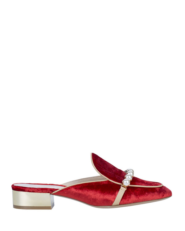 Bianca Buccheri 201011bb Daria Slide Red