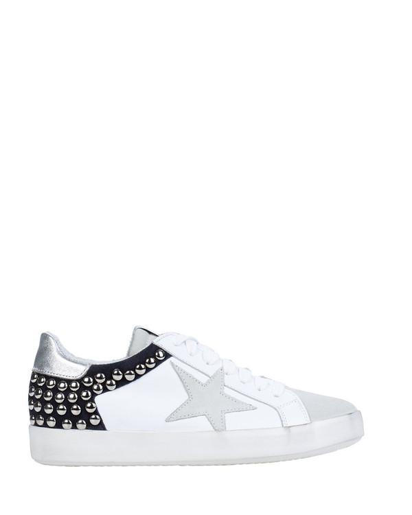 Meline 1763m Peyton Sneaker Navy