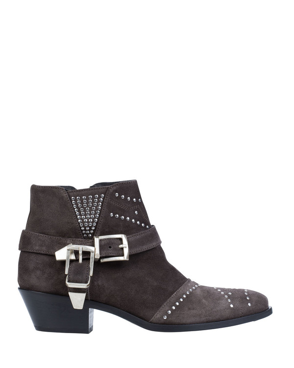 Bianca Buccheri 1696bb Alice Boot Smoke
