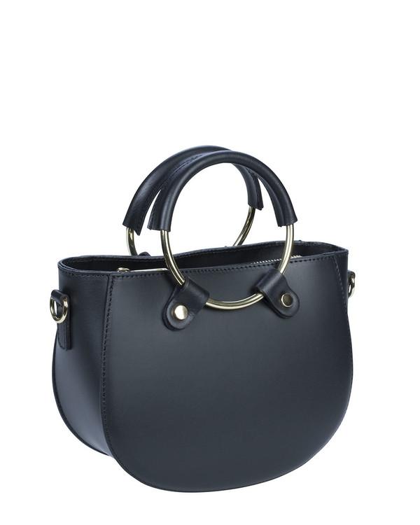 Bianca Buccheri 92329lc Raffaella Bag Black