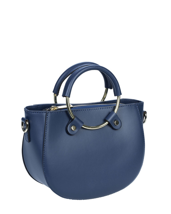 Bianca Buccheri 92329lc Raffaella Bag blue