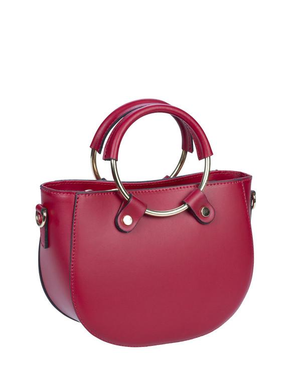 Bianca Buccheri 92329lc Raffaella Bag Red