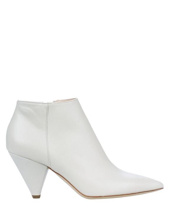 Bianca Buccheri EF601bb Britta Boot Milk