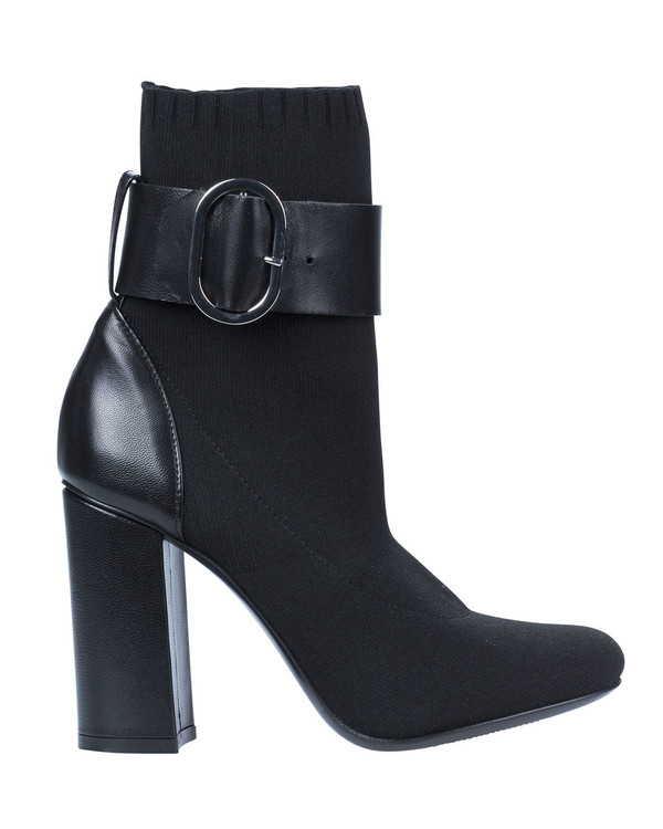 Bianca Buccheri AI17080Lbb Audrey Boot Black