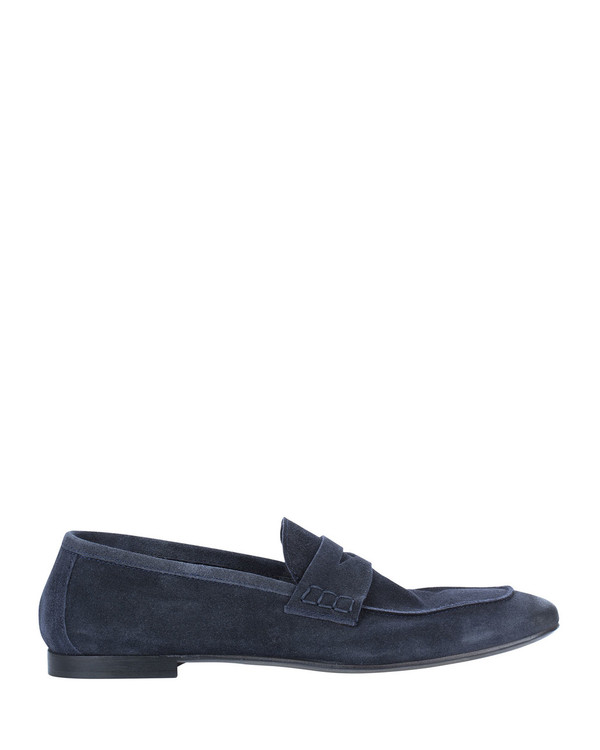 +2 1025p Ludo Loafer Navy