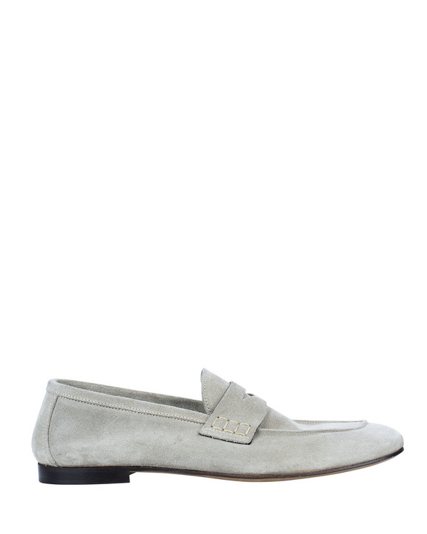 +2 1025p Ludo Loafer Sand