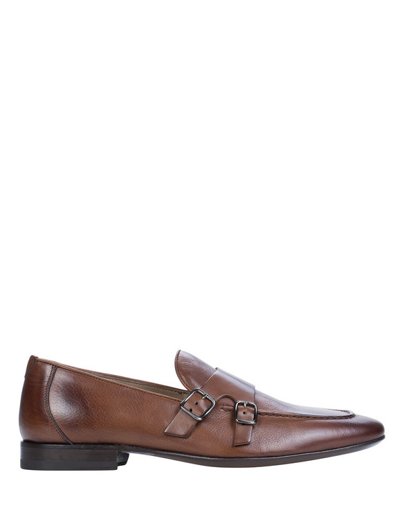 Morandi 1407m Niccolo Shoe Brown