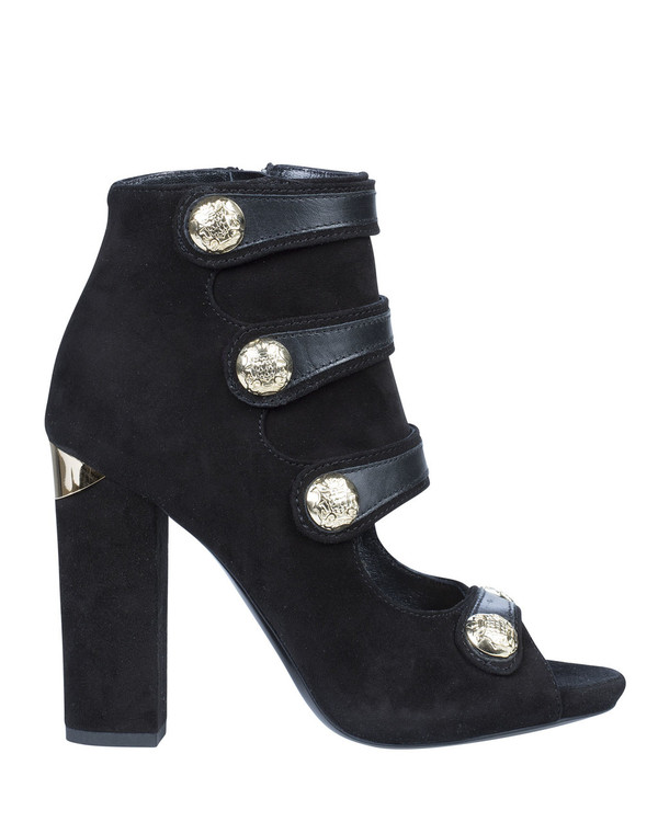 Bianca Buccheri 4332bb Lillian Boot Black