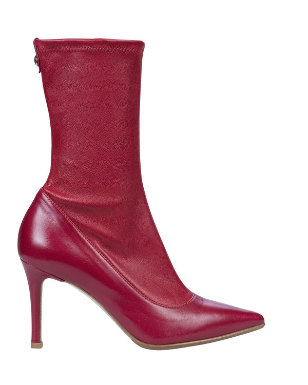 Bianca Buccheri EP14bb Mattea Sock Boot Red