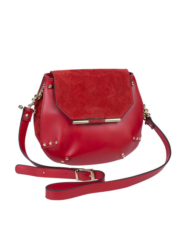 Bianca Buccheri 92552lc Stresa Bag Red