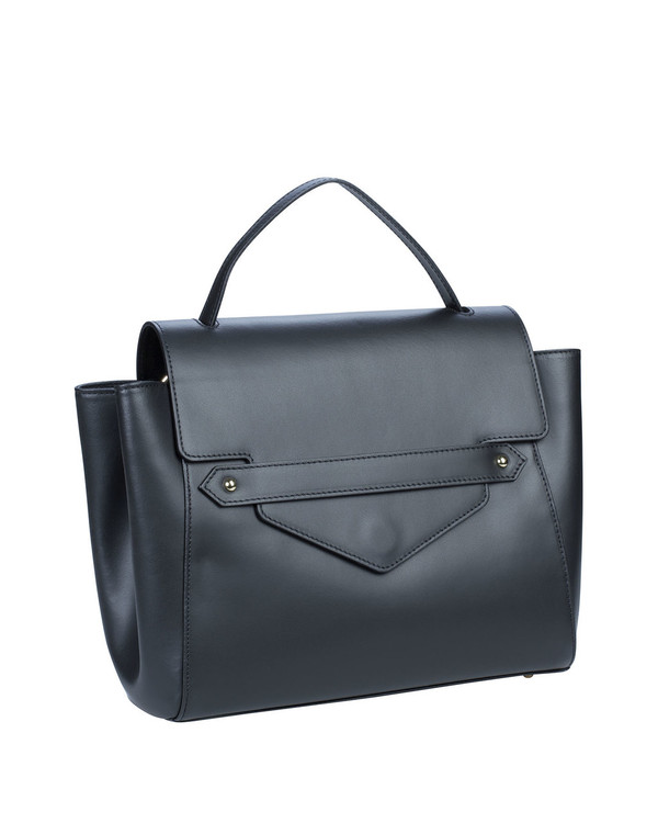 Bianca Buccheri 92439lc Taranto Bag Black