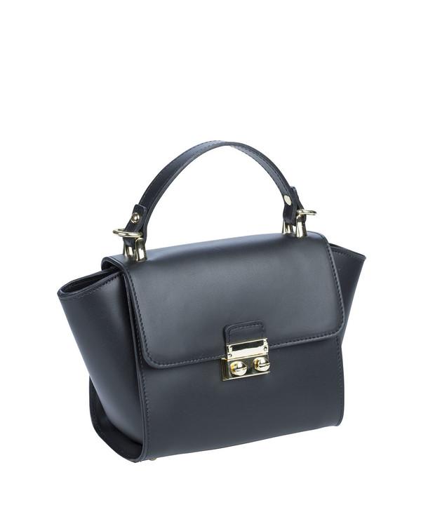 Bianca Buccheri 92725lc Ivrea Bag Black