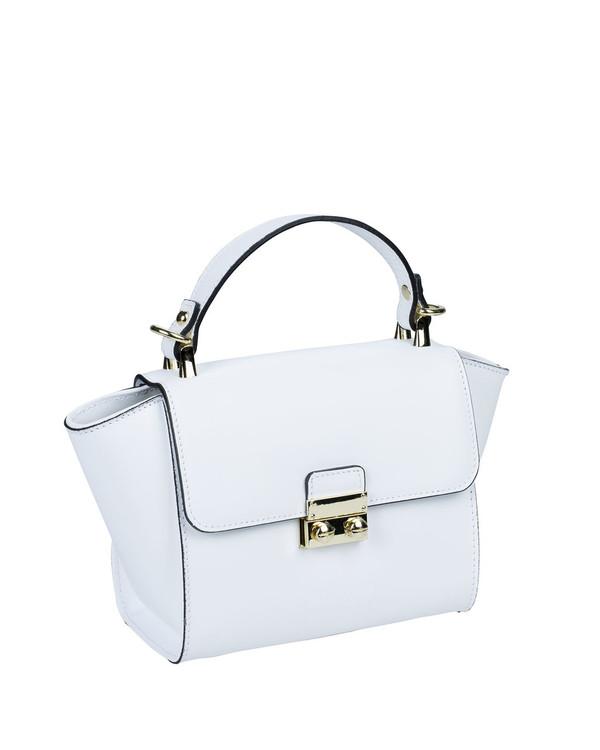 Bianca Buccheri 92725lc Ivrea Bag White