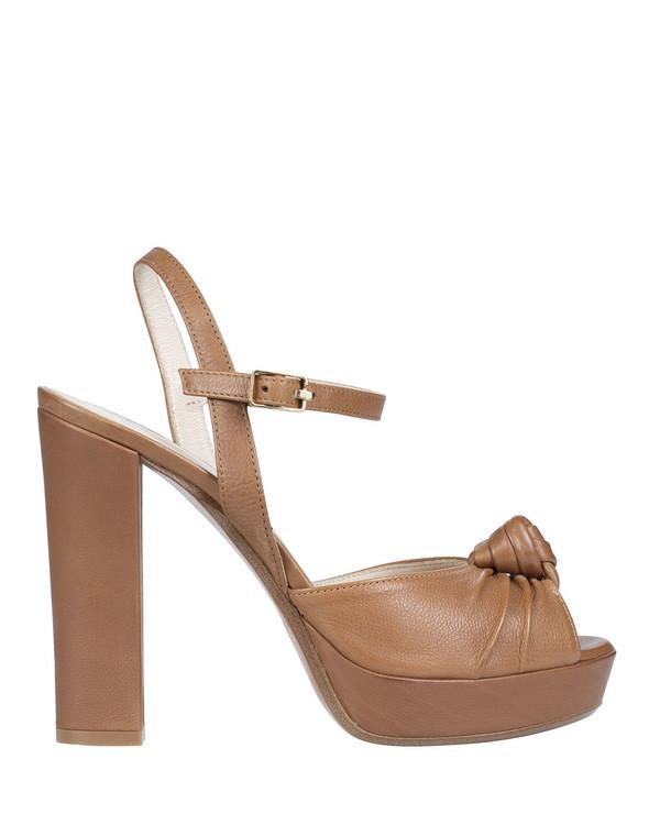 Bianca Buccheri PE18100bb Arlet Sandal Tan