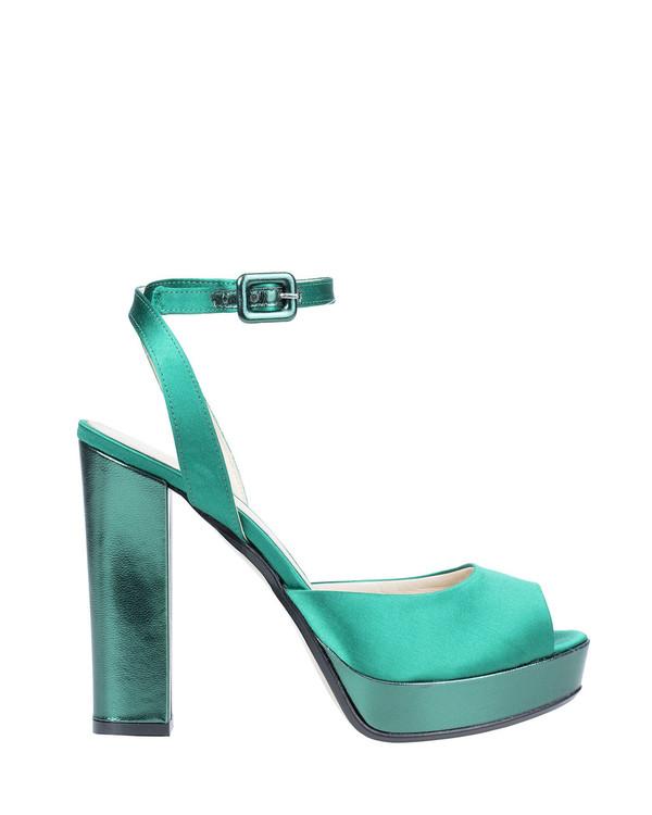 Bianca Buccheri PE18099bb Laia Sandal Green