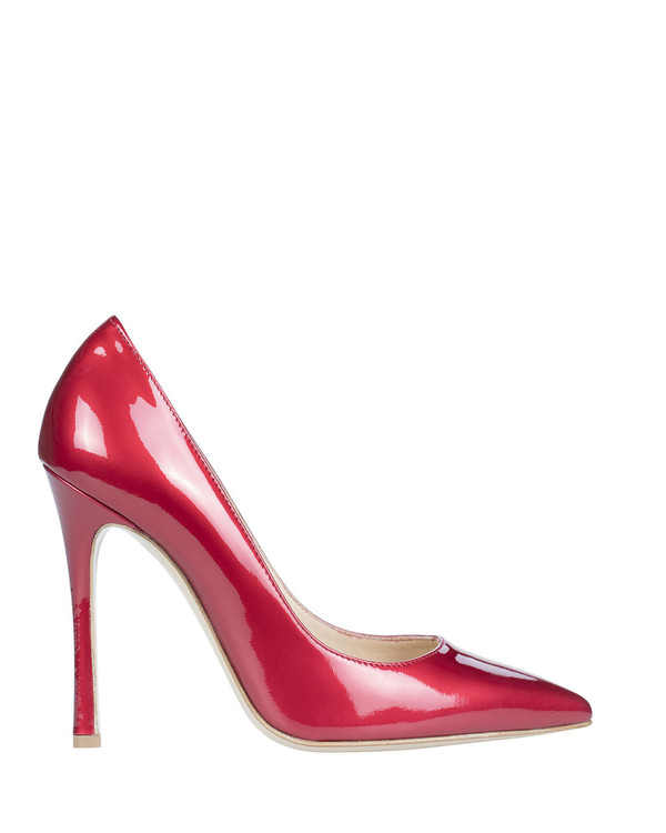 Bianca Buccheri G310bb Tufino Pump Red