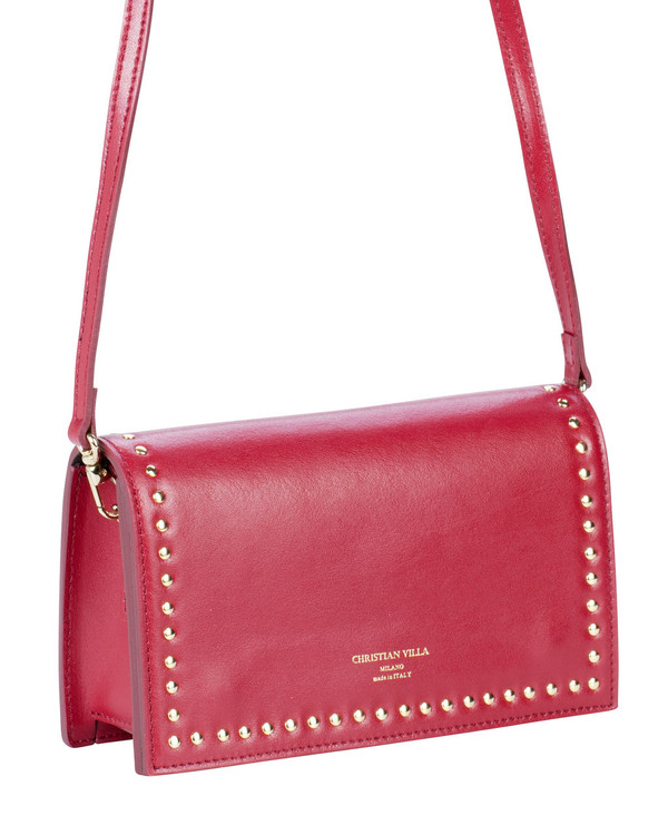 Christian Villa 04100CHE Bag Red