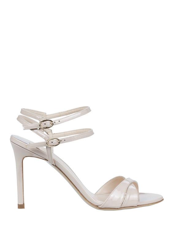 Bianca Buccheri Malito Sandal Nude