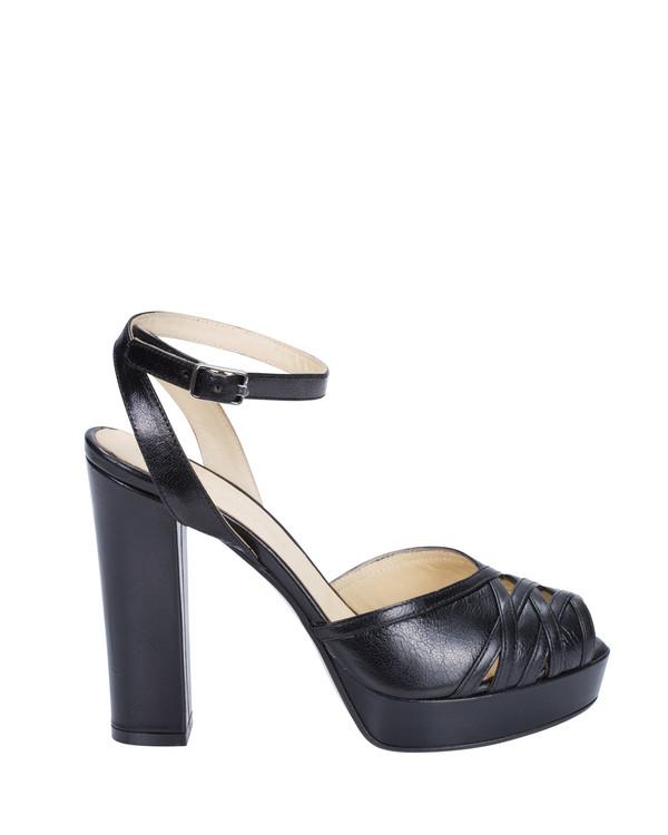 Bianca Buccheri PE17092bb Rafa Heel Black