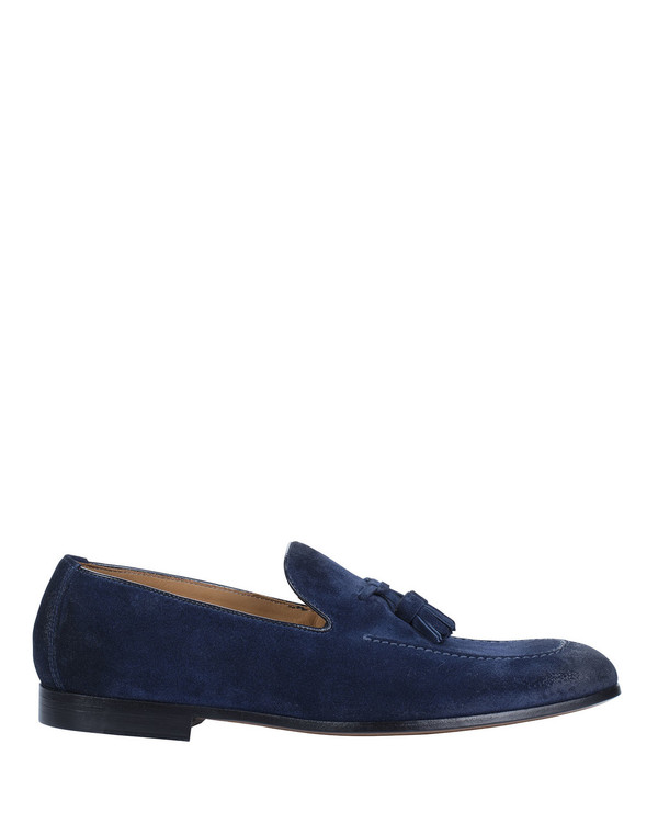 Doucals 1080Uf Mens Loafer Blue