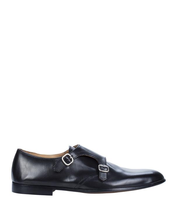 Doucals 1077Uf Mens Shoe Black